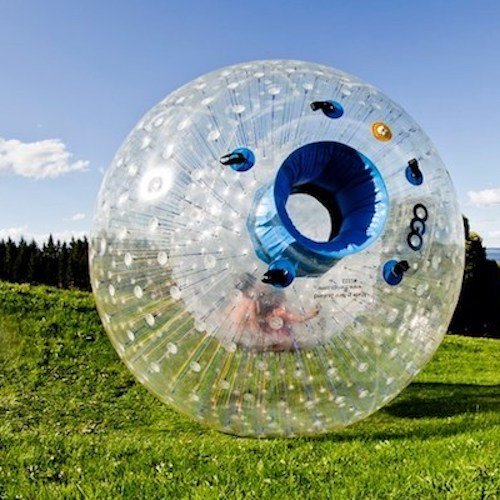 Zorb Ball Rental Event Entertainment Gauteng Bazinga Parties